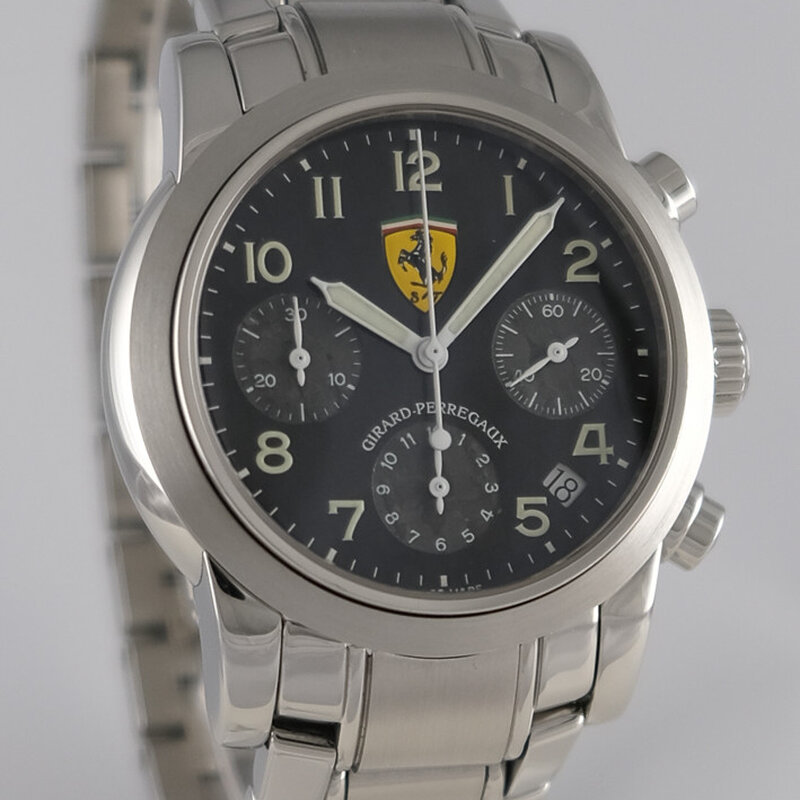 Girard Perregaux Ferrari Chrono A Grimmeissen Collector S And Pre Owned Wristwatches